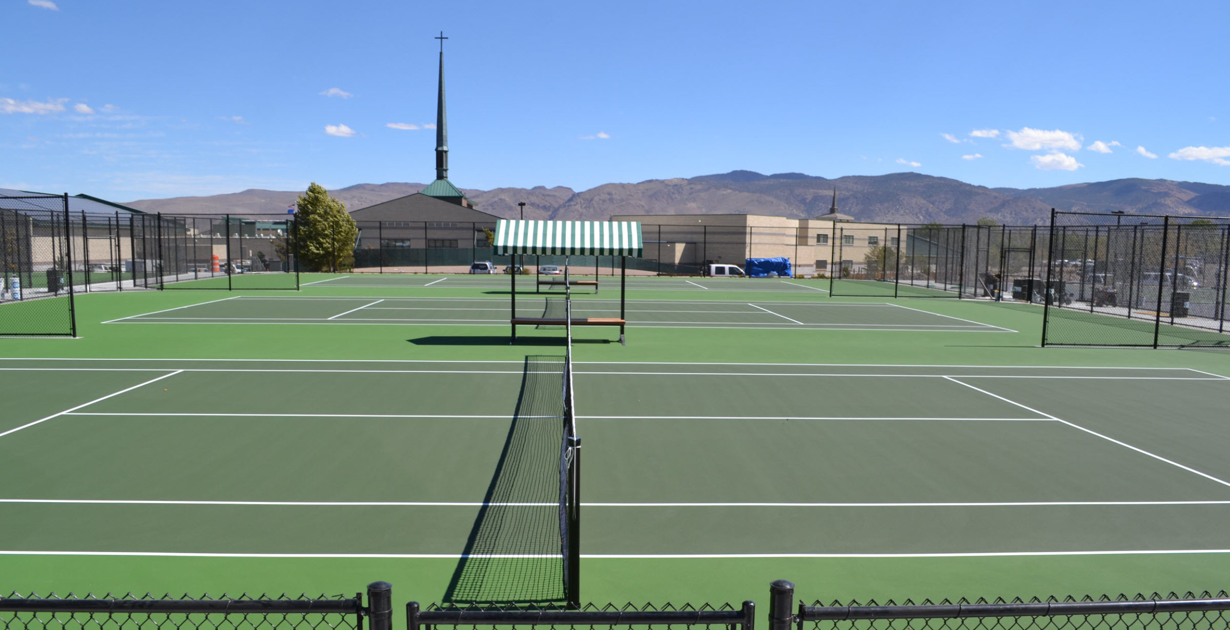 South Reno Tennis – A New Full Service Tennis Facility